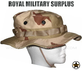 e409bc32abc US Army Boonie Hat - DCU Desert Camouflage