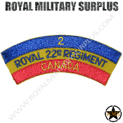 CANADA PATCHES | Military & Flags Tactical Emblemas | Royal Military